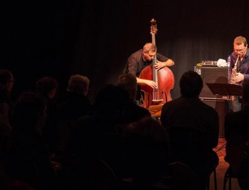 Claude Tchamitchian en duo avec Sébastien Texier