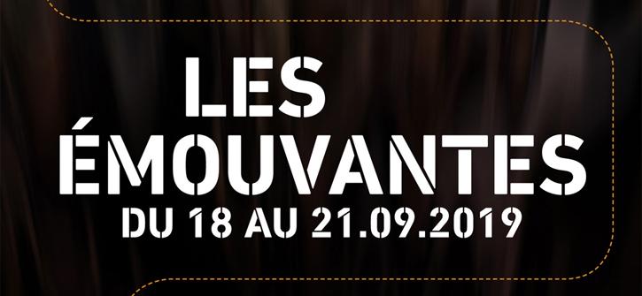 Festival les Emouvantes 2019