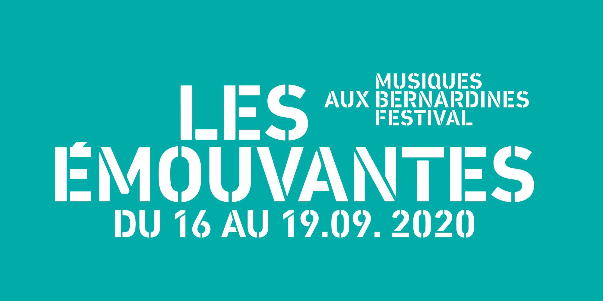 Festival les Emouvantes 2020